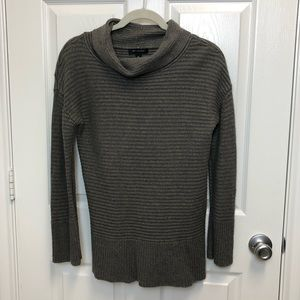 H by Halston Charcoal Knit Sweater